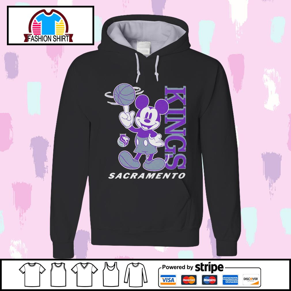 Mickey Mouse Disney Sacramento Kings s hoodie